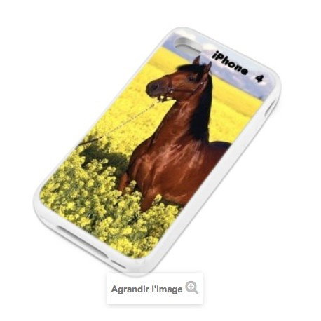 Coque personnalisable Iphone 4