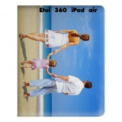 Etui Cuir 360 personnalisable Ipad Air