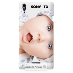 Coque personnalisable SONY XPERIA T3