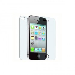 Films de protection RECTO VERSO pour iPhone 4 et 4S