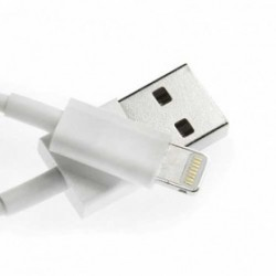 MINI CÂBLE USB LIGHTNING POUR IPHONE, IPAD, IPOD TOUCH ET NANO 7