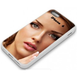 Coque transparente personnalisable Iphone 6