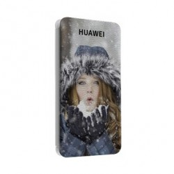 Etui Cuir personnalisable pour Huawei Honor 4X