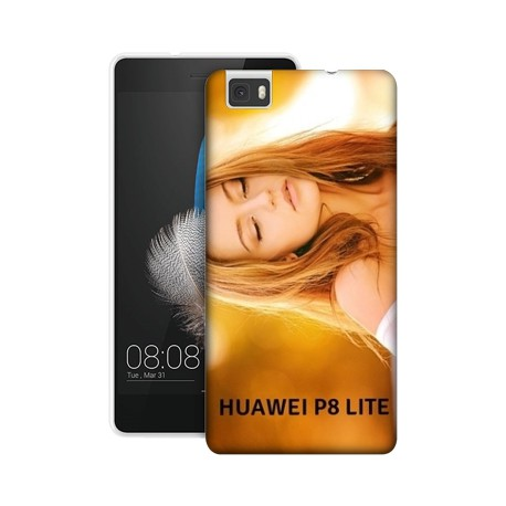 Coque personnalisable HUAWEI P8 LITE