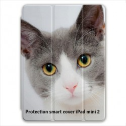 protection personnalisée smart cover Apple Ipad Mini 2