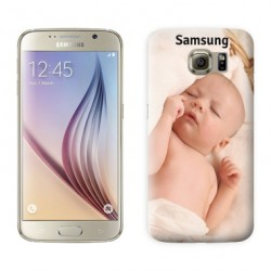 Coques souples PERSONNALISEES en Gel silicone pour Samsug galaxy S6