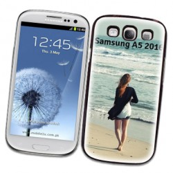 Coques souples PERSONNALISEES en Gel silicone pour Samsung galaxy A5 2016