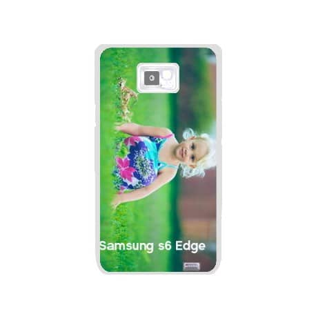 Coque personnalisable SAMSUNG GALAXY S6 Edge