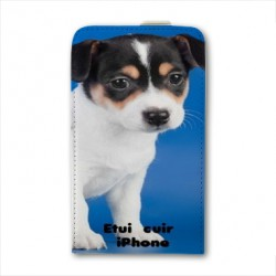 Etui cuir personnalisable IPHONE 6