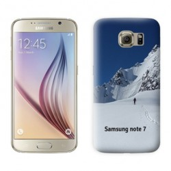 Coque rigide personnalisable samsung galaxy note 7