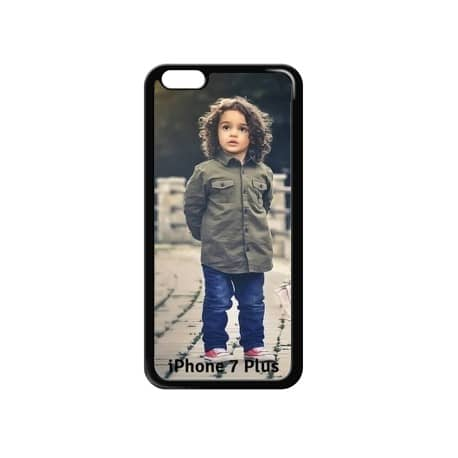 Coque souple personnalisable iPhone 7 Plus