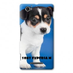 Coque personnalisable SONY XPERIA M