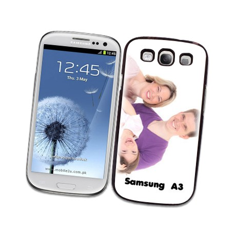 personnamisation samsung galaxy a  coque silicone souple personnalisable pour