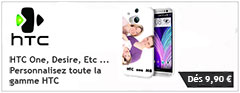 coques a personnaliser pour htc one