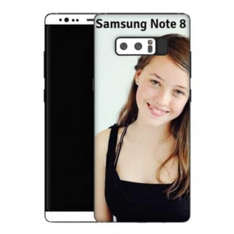 coque note 8 samsung personnalisable