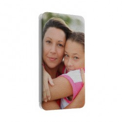 Etui Cuir personnalisable WIKO FEVER