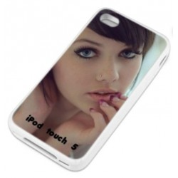 Coque personnalisable rigide Ipod Touch 5