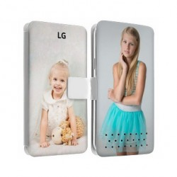 Etui personnalisable recto verso LG G2