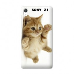 Coque personnalisable SONY XPERIA Z1