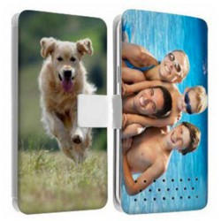 Etui personnalisable recto verso WIKO BARRY