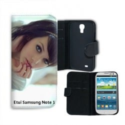 Etui personnalisable SAMSUNG GALAXY NOTE 1 ( GT-N7000 )