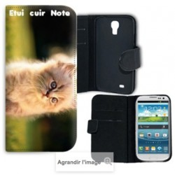 Etui personnalisable SAMSUNG GALAXY NOTE 3