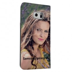 Etui personnalisable SAMSUNG GALAXY S6
